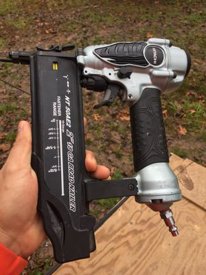 Finish nail gun 18 g for Sale in Fairfax, VA