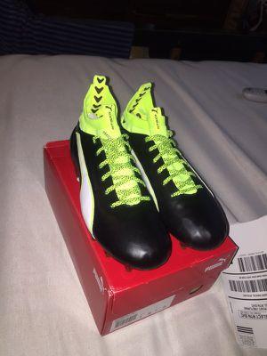 Puma EvoTouch soccer cleats for Sale in Dallas, TX