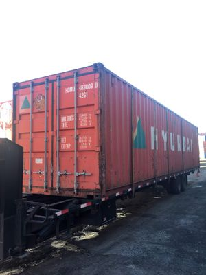 Heavy Duty Shipping/Storage Containers for Sale in Knoxville, TN