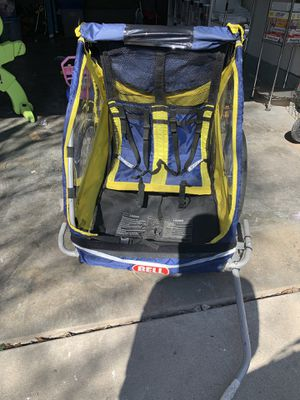 Child carrier bike trailer for Sale in Gaithersburg, MD