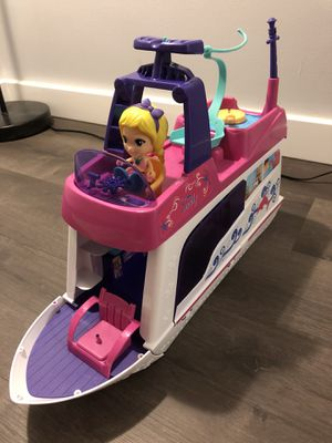 VTech Doll House & Ocean Cruiser - cute toy for girls and boys for Sale in Centreville, VA