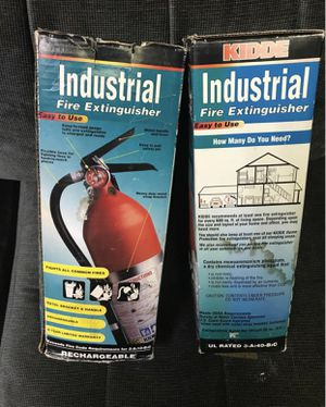 New Industrial Fire Extinguishers for Sale in Decatur, GA