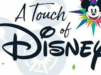 A TOUCH OF DISNEY tickets Disneyland Disney Tickets for Sale in La Mirada,  CA