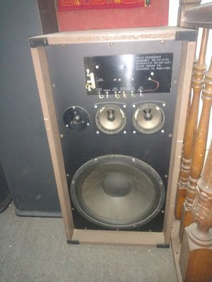 15in speakers for Sale in West Covina, CA