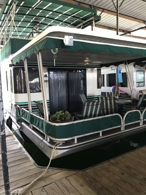 1995. Lakeview 14x60 Housboat for Sale in Marietta, GA