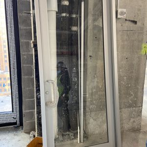 for sales comercial bacon door 43/3/8 by 99/5/8 for Sale in Newark, NJ
