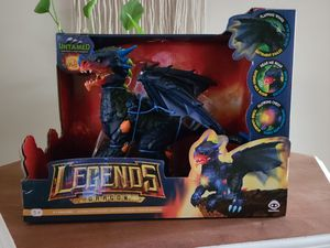 WowWee Untamed Legends Dragon for Sale in Bloomington, IL