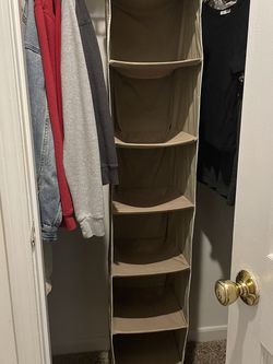 Closet Organizer for Sale in Raleigh,  NC