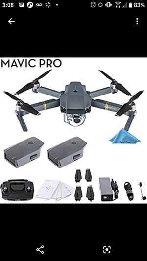Mavic pro drone for Sale in Madera, CA