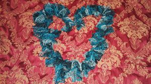 Blue crochet scarf for Sale in Chicago, IL