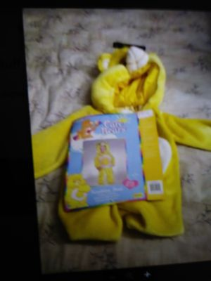 Care Bear PJ costumes x 2. $7.00 each for Sale in Lake Placid, FL