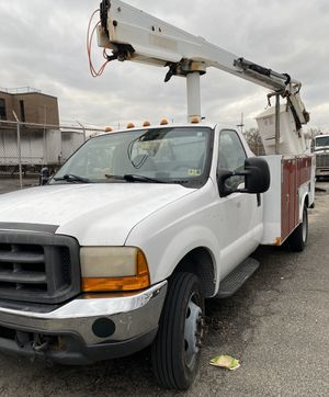 2001 Ford F450 diesel low mileage for Sale in Brooklyn, NY