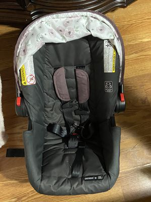 Grace stroller & car seat for Sale in San Antonio, TX