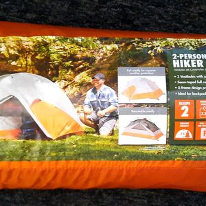 Ozark Trail 2-Person Backpacking Tent for Sale in West Sacramento, CA