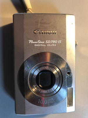 Canon PowerShot SD790 IS for Sale in Mount Ephraim, NJ