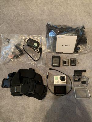 GoPro Hero3+ Bundle for Sale in Danville, CA