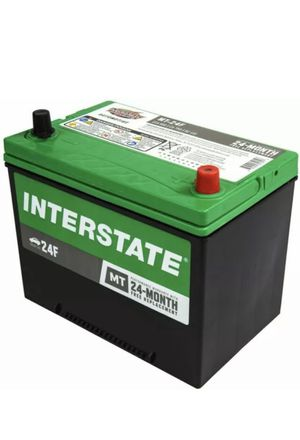 **BRAND NEW** INTERSTATE CAR BATTERY for Sale in Los Angeles, CA