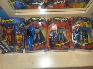 Batman Unlimited Actions figures for Sale in Philadelphia, PA