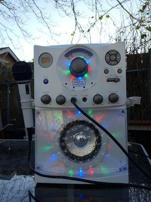 Karaoke macine for Sale in Tacoma, WA