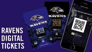 Ravens Tickets 3 for 100.00 for Sale in Baltimore, MD