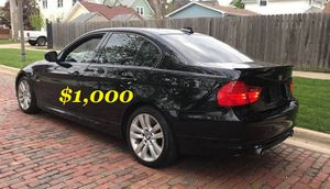 $1,OOO URGENT For sale 2009 BMW 3 Series AWD 335i xDrive 4dr Sedan Runs and drives great! Clean title for Sale in Arlington, VA