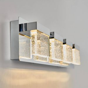 CLEARANCE | BUBBLE CUBE 4-LIGHT LED VANITY LIGHT | NEW for Sale in San Diego, CA