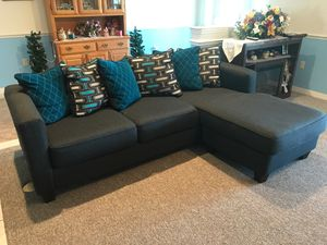 Sofa with ottoman for Sale in Lake Wales, FL