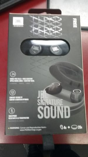 Earbuds,Jbl,free 96091391793 for Sale in Sacramento, CA