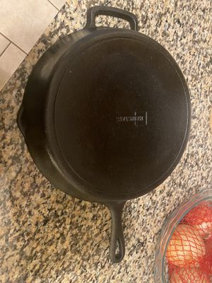 Cast iron skillet for sale for Sale in Oklahoma City, OK