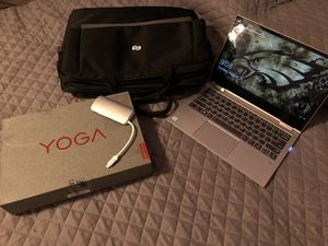 Lenovo Yoga 730 Laptop & accessories Like New! for Sale in Lindenwold, NJ