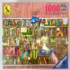 Ravensburger 1000 Piece Puzzle (no. 82 461 8) for Sale in Portland, OR
