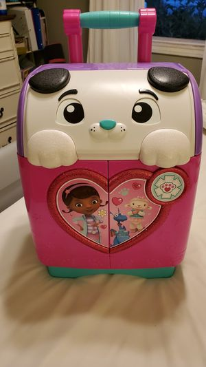 Doc Mcstuffins pet rescue for Sale in Rancho Cucamonga, CA