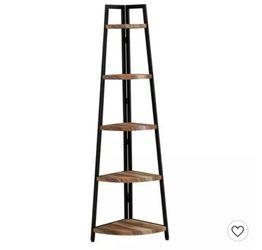 "Danya 70"" 5 Tier Corner Ladder Display Shelving for Sale in Compton,  CA"