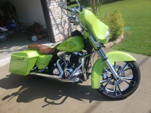 Harley Davidson Street glide for Sale in Greenbrier, TN