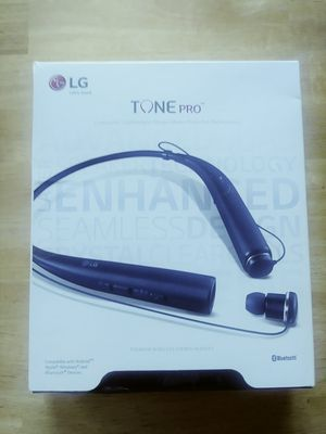 LG Tone Pro HBS 780 Bluetooth Headset for Sale in Denton, TX