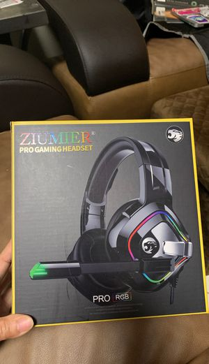 New gaming headset for Sale in Davie, FL