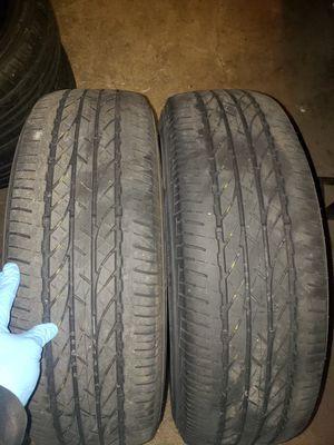 225/65-17 Bridgestone Tires for Sale in Bethlehem, PA