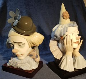 LLADRO AUTHENTIC #'D COLLECTIBLES for Sale in Fort Lauderdale, FL