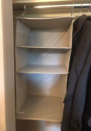 Closet organizer for Sale in Des Moines, WA
