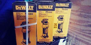 Dewalt DCS551B 20V 20 VOLT LI-LON MAX CORDLESS ROTARY DRYWALL CUT-OUT TOOL for Sale in Nashville, TN