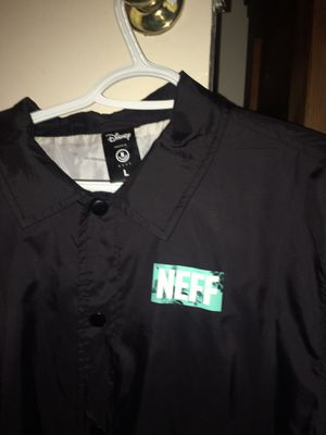 Neff and Disney windbreaker for Sale in Silver Spring, MD