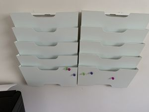 Wall filing system for Sale in Port St. Lucie, FL