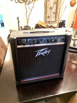 Peavey RAGE 158 AMPLIFIER for Sale in St. Louis, MO