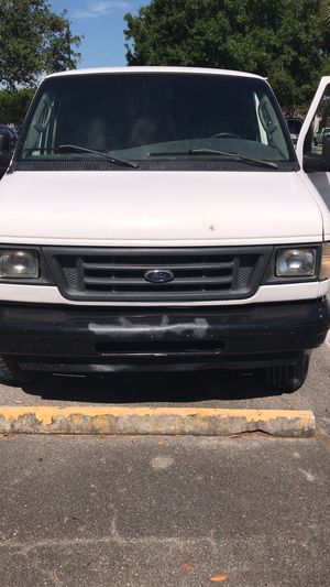Ford econoline 350 disel súper duty 7.3 very good .3500$ for Sale in West Palm Beach, FL