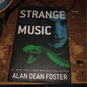 Alan Dean FosterStrange music for Sale in Oklahoma City, OK