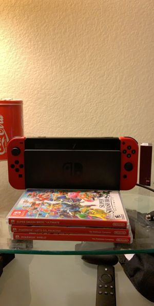 Nintendo switch for Sale in Perris, CA