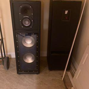 Pro Studio Speakers for Sale in Baldwin, NY