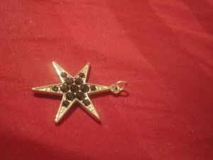 Star charm for a necklace for Sale in Wichita, KS