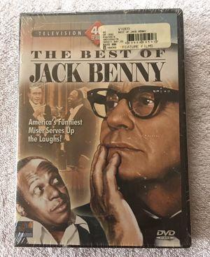 Best Of Jack Benny 4 set DVD 2007 unopened for Sale in Aurora, IL