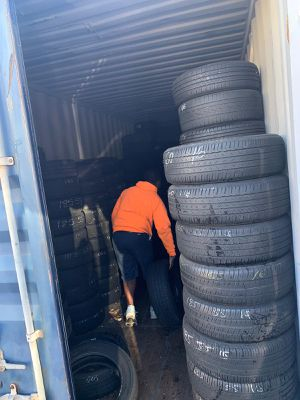 Sale of used Tires wholesale and detail for Sale in Brockton, MA